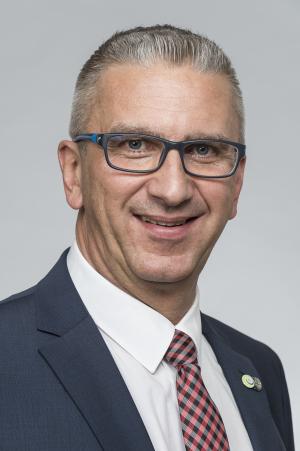 Portraitfoto: Wolfgang Scherz