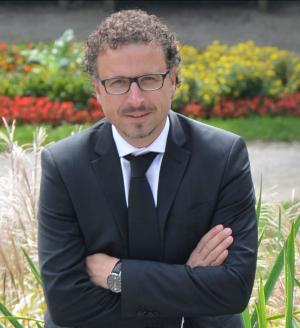 Portraitfoto: Dieter Neubauer