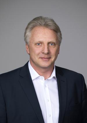 Portraitfoto: Wolfgang Gramann