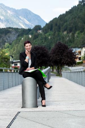 Portraitfoto: Nadine Katharina  Kaser