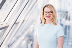 Portraitfoto: Sandra Hübner