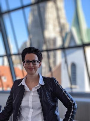 Portraitfoto: Verena Riedler