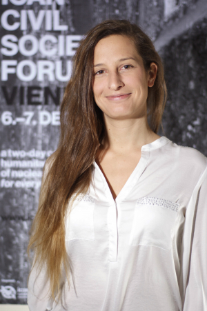 Portraitfoto: Nadja Schmidt