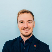 Portraitfoto: Joram Fridtjof Sobanski